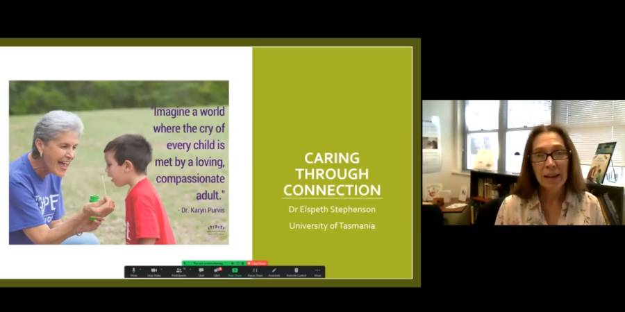 Caring through Connection - Conference 2021